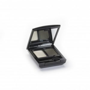 Beauty box duo 2 eyeshadows zwart