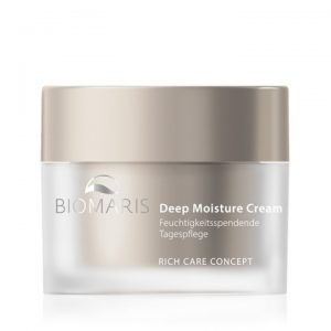Deep moisture cream 50 ml (without perfume)