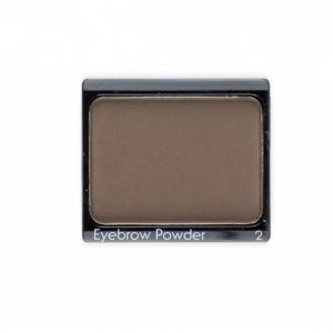 Eyebrow Powder nr. 2 (donkerbruin) 1 st.