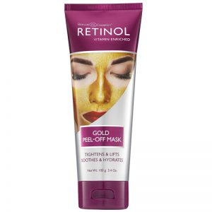 Retinol – Gold Peel-Off Mask 100 g