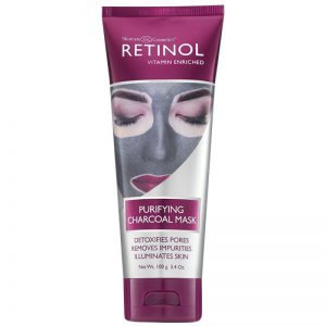 Retinol – Purifying Charcoal Mask 100 g