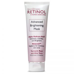 Retinol - Advanced Brightening Mask 120 g