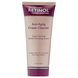 Retinol Anti-aging Cream Cleanser 150 ml