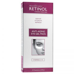 Retinol - Anti-aging Eye Gel Pads 10 pair