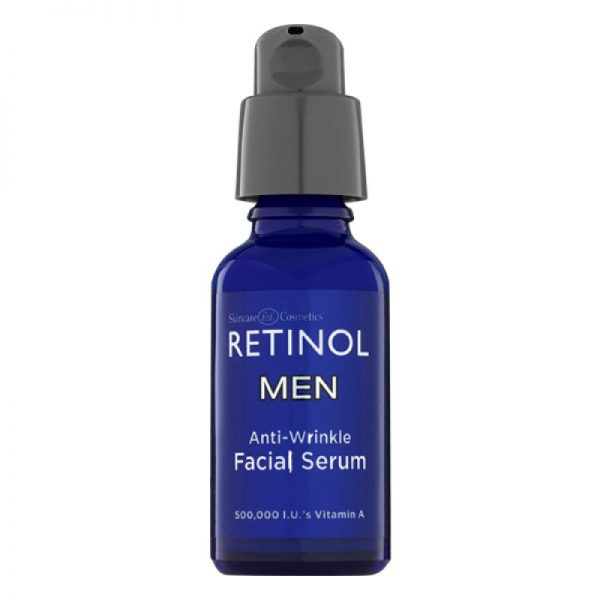 Retinol - Men Anti-Wrinkle Facial Serum 30 ml
