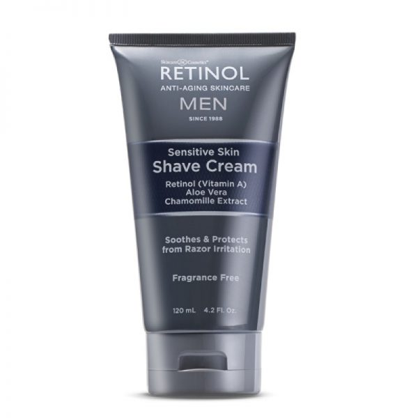 Retinol - Men Shave Cream 120 ml
