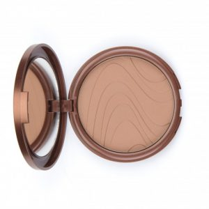Summer Bronzing Mineral Powder in organzabag